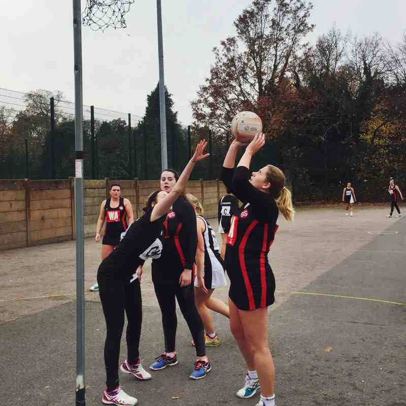 Wandsworth B vs. Chequers A - 31-41