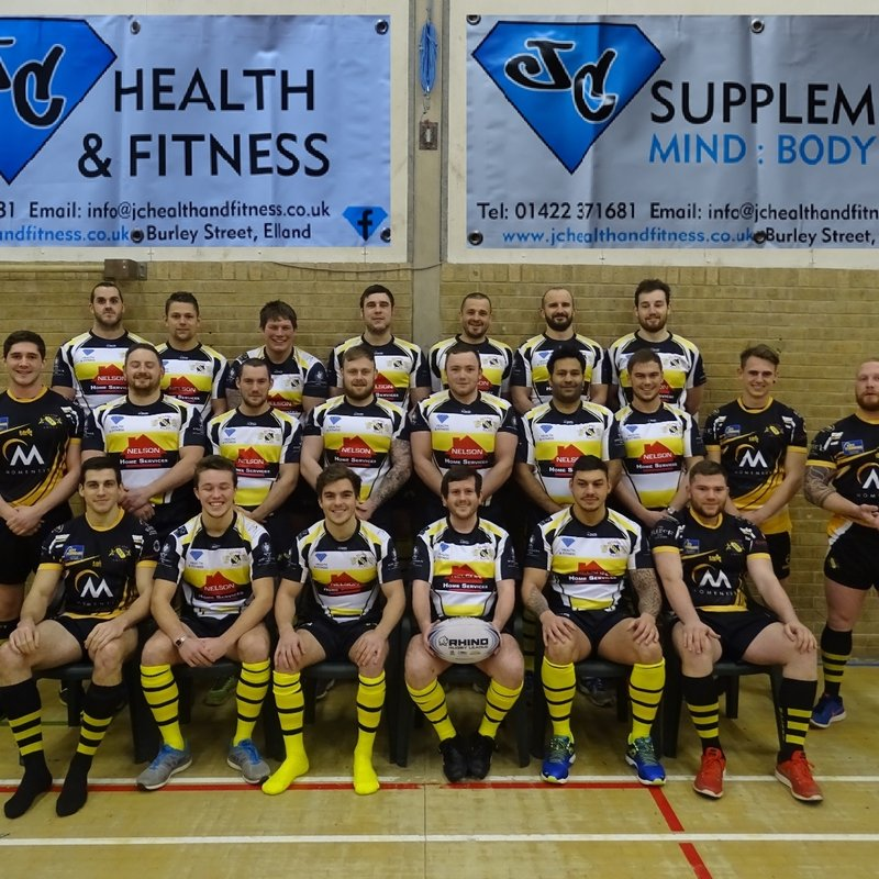 Elland lose to Underbank Rangers 60 - 4