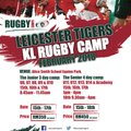 Leicester Tigers Rugby Camp Kuala Lumpur 2018