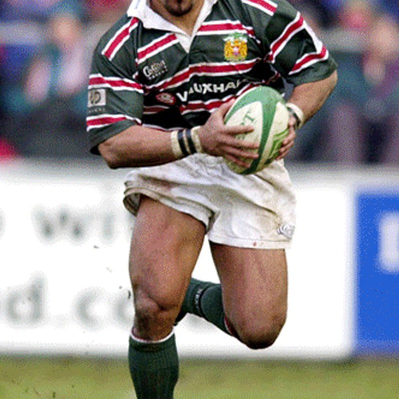 The Speaker for our Annual KL Tigers Rugby Ball is Freddie Tuilagi
