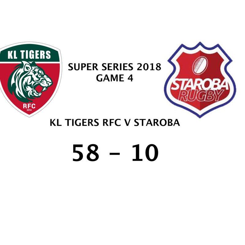 KL TIGERS WIN SUPER SERIES