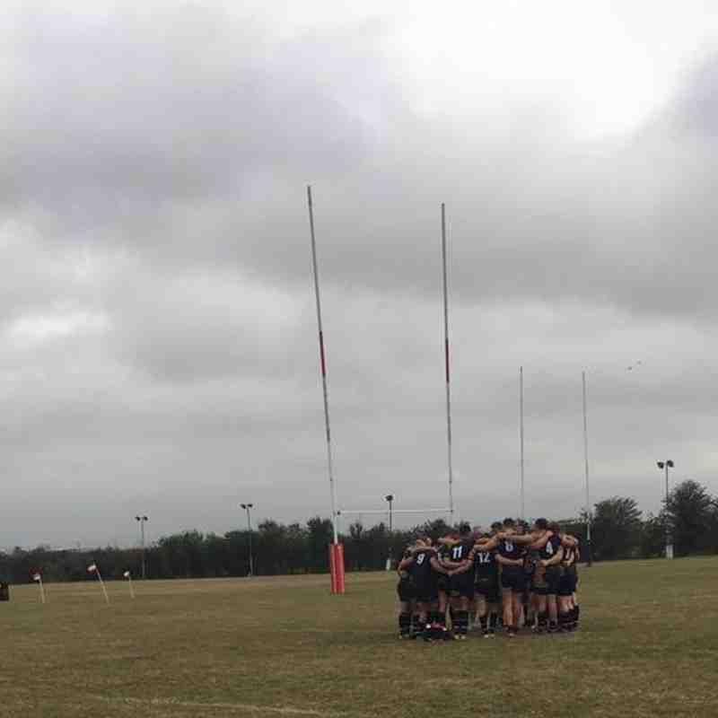 1st XV Team v Sheppey II - Sat 17 Sep 2016