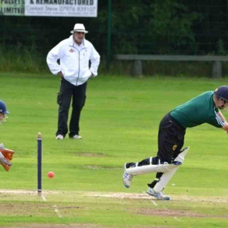 Moorside CC Twenty20 v Stayley CC - Twenty20 - 30th June 2017