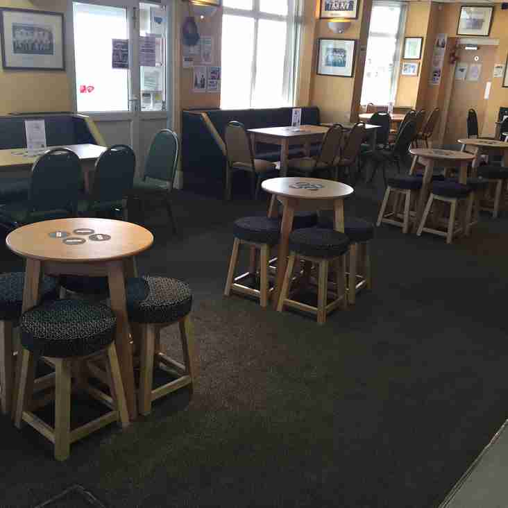 Booking an Event at Moorside Cricket & Bowling Club