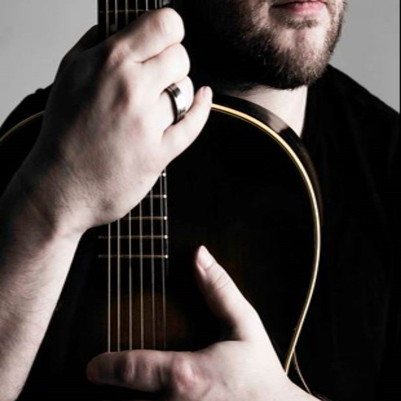 Friday Artiste - Paddy O'Hare (Guitar/Vocalist)