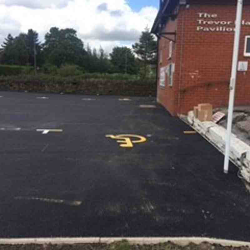 Club Car Park Start to Finish