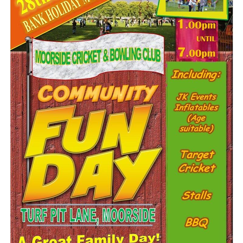 Charity Community Fun Day