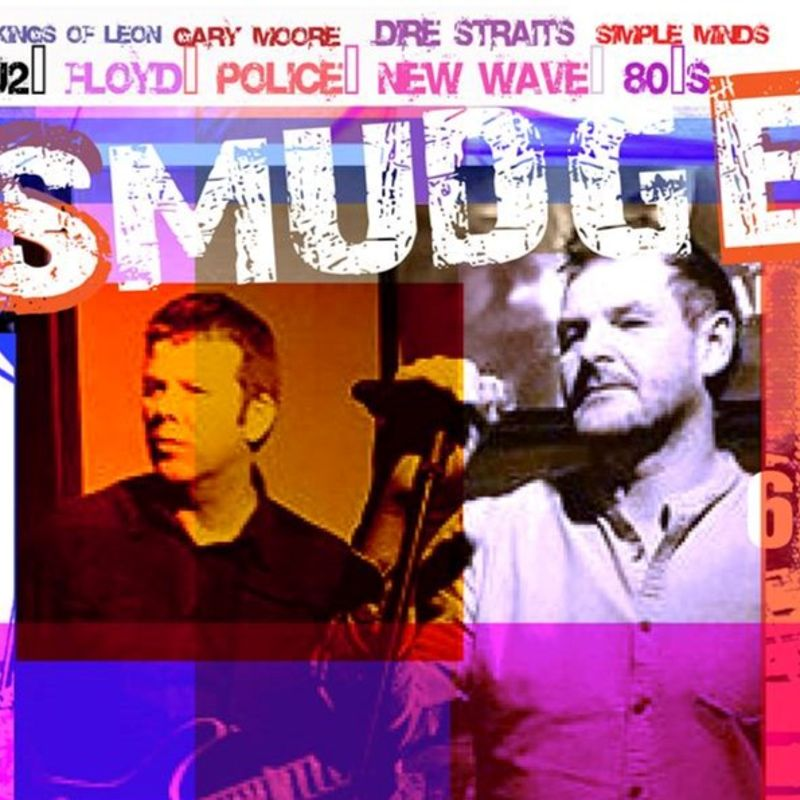 Friday Artistes - Smudge