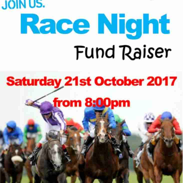 Race Night Fundraiser for Parkinson's UK