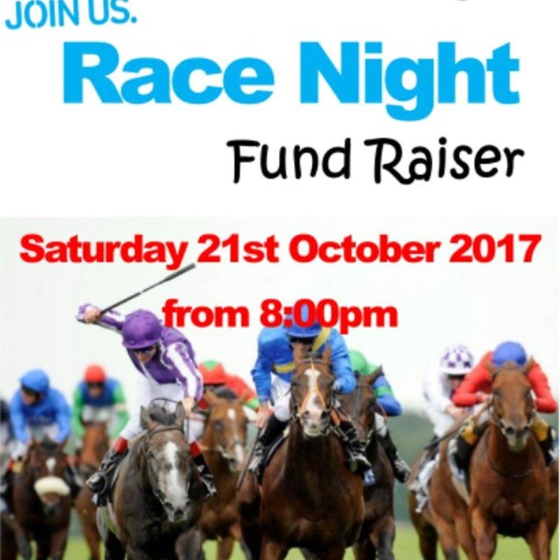 Race Night Fundraiser for Parkinson's UK