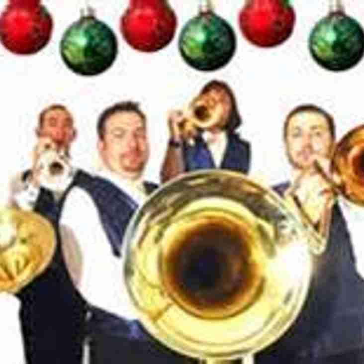 Christmas Carols with Delph Band