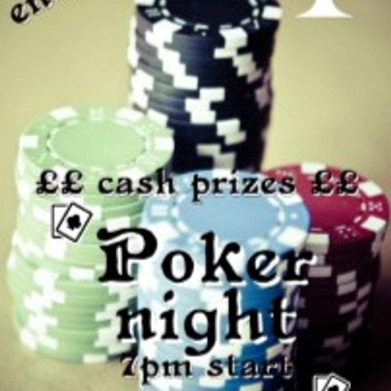 ** NEW ** POKER NIGHT