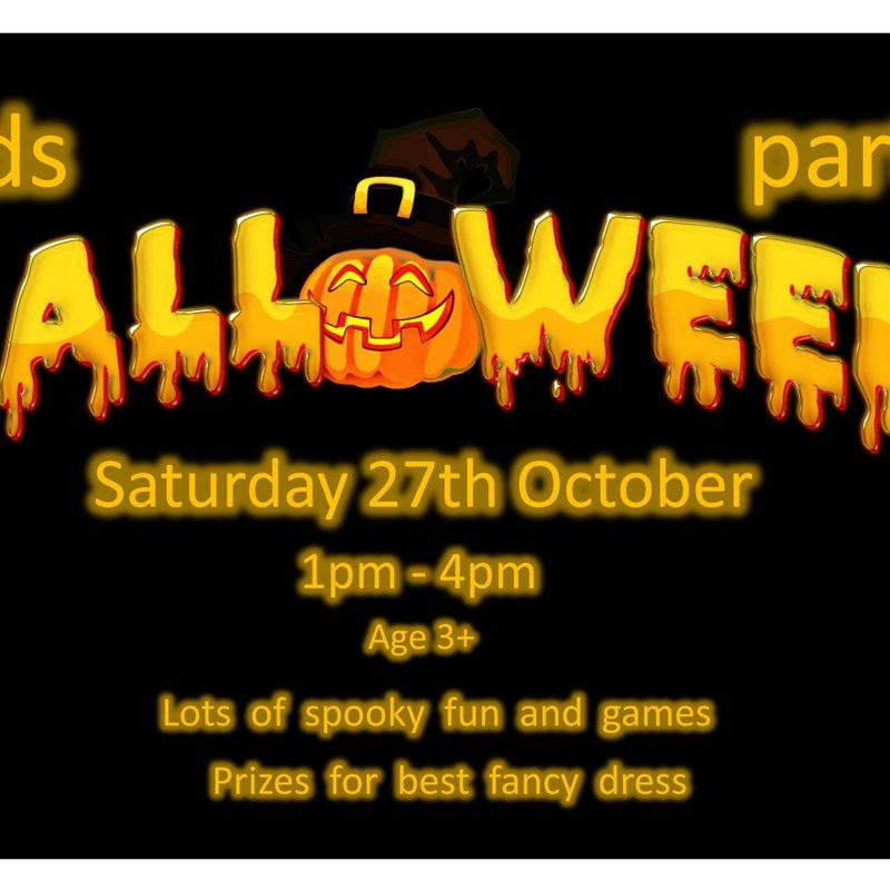 Halloween Kids' Party