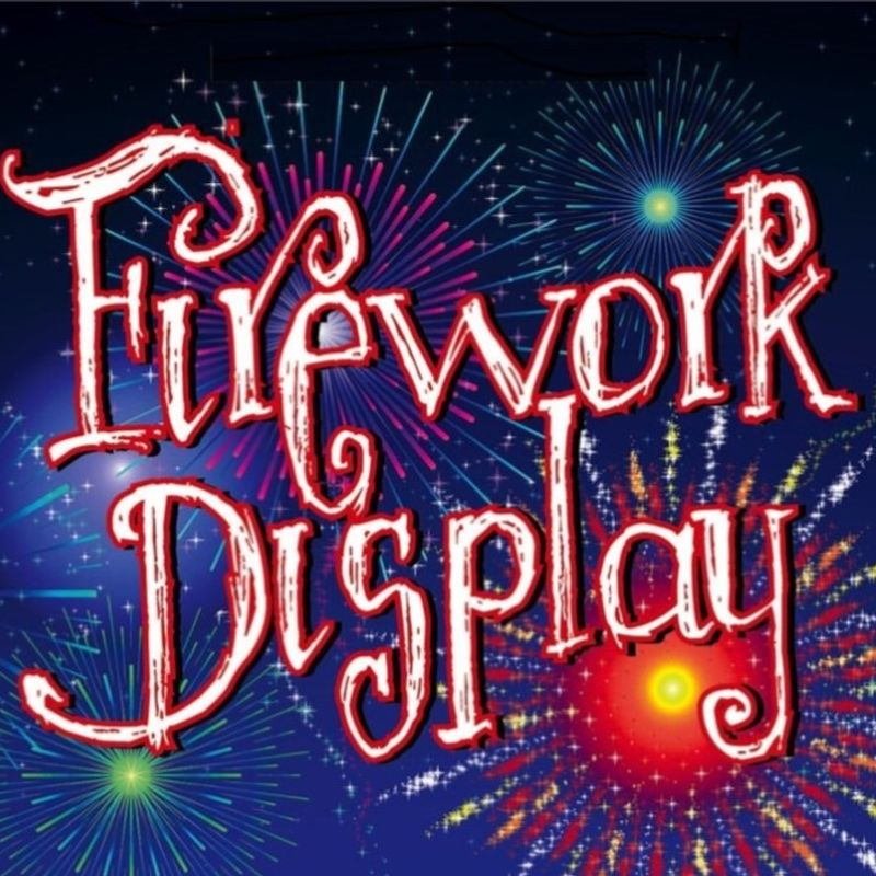 Community Fireworks Display