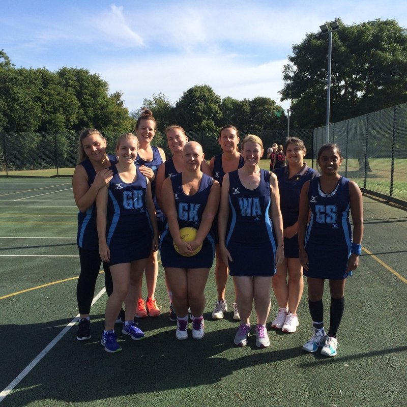Hemel Skies Netball Club vs. Kings Langley Aces