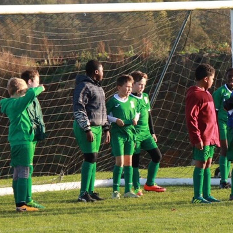 u11 Colts beat Thame Tigers Youth RED