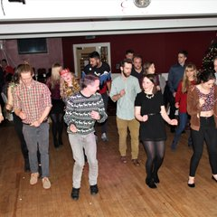 Christmas Party taster photos