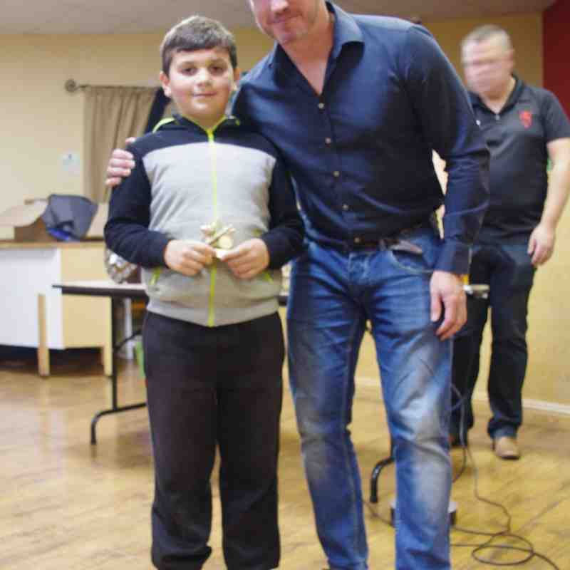 Junior Presentation evening - 2015