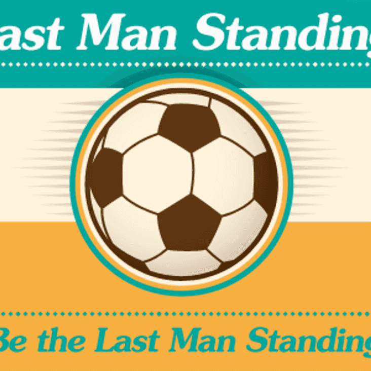 'LAST MAN STANDING' COMPETITION