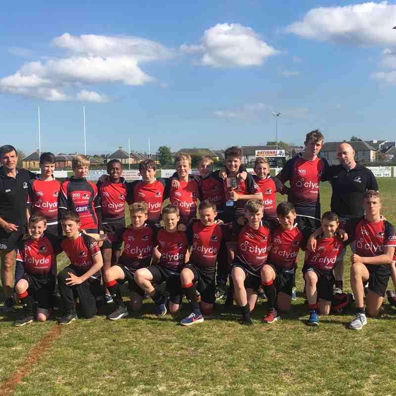 Hawks S1 triumph at Hamilton Rugby Festival