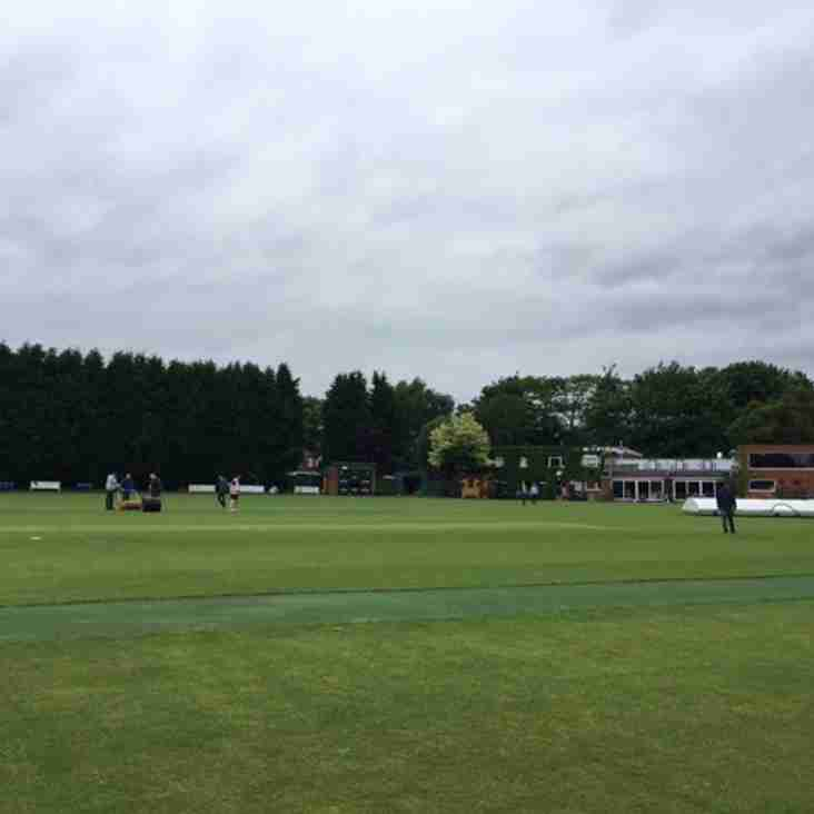 2XI Match Report: Monton Mullered in Moore Cup