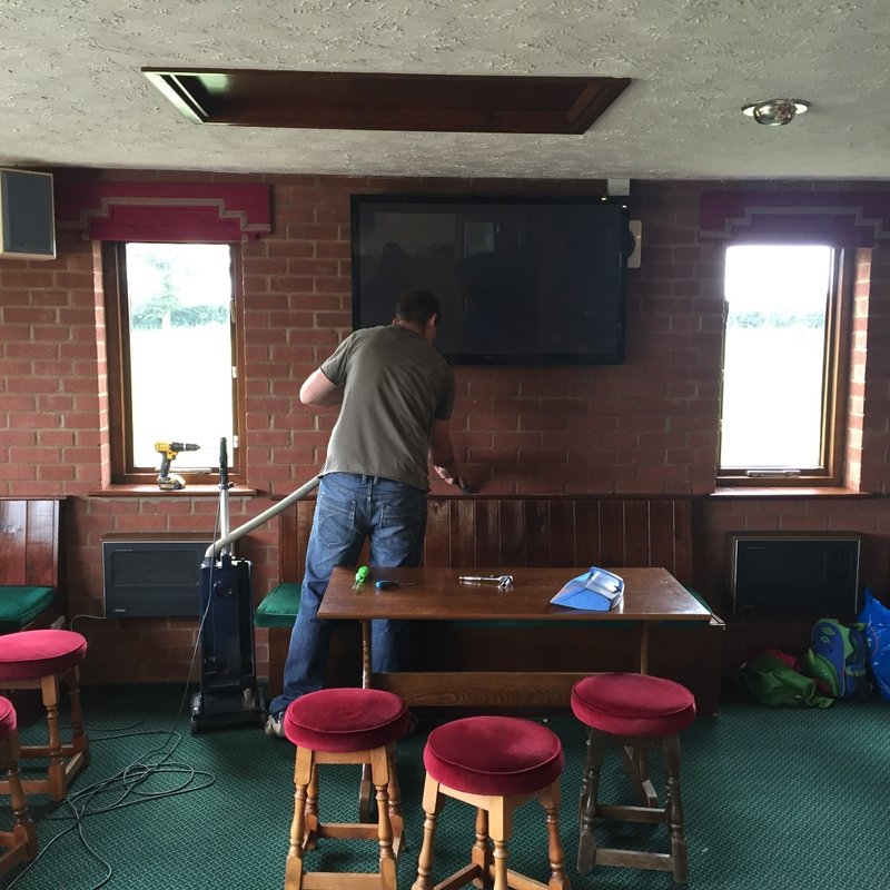 Clubhouse transformation