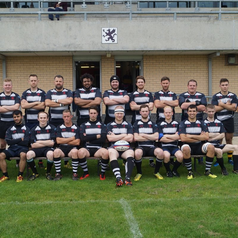 3rd XV,  Wyverns lose to Manchester 2 24 - 22