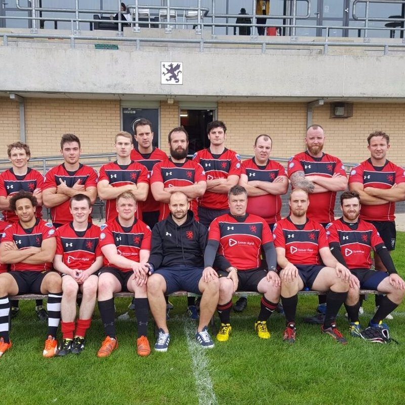 2nd XV, Griffins beat Liverpool Collegiate 2 19 - 24