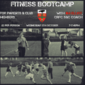 NEW Fitness session for Parents & Club Members