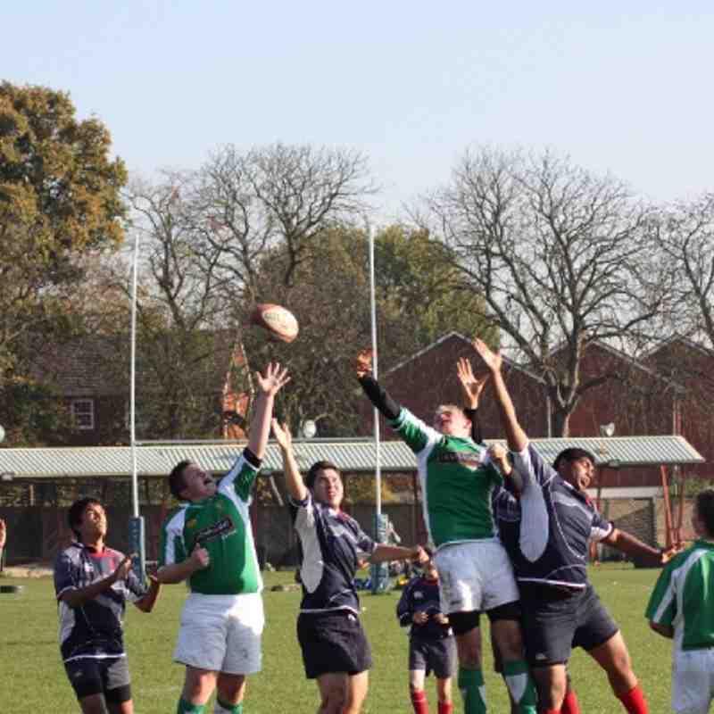 Horsham U15s -v- London Scottish U15s