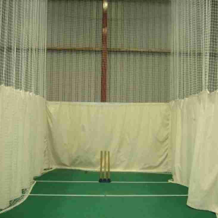Under 17's - Indoor Nets - Practice Session Information