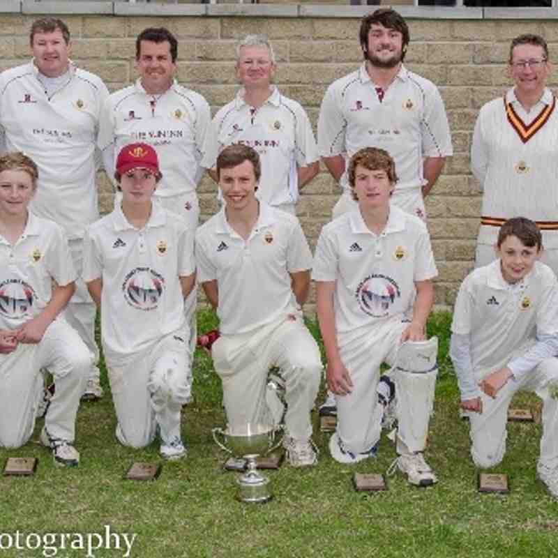 3rdXI v Augustinians Halifax Sunday Cup Final 30-6-13