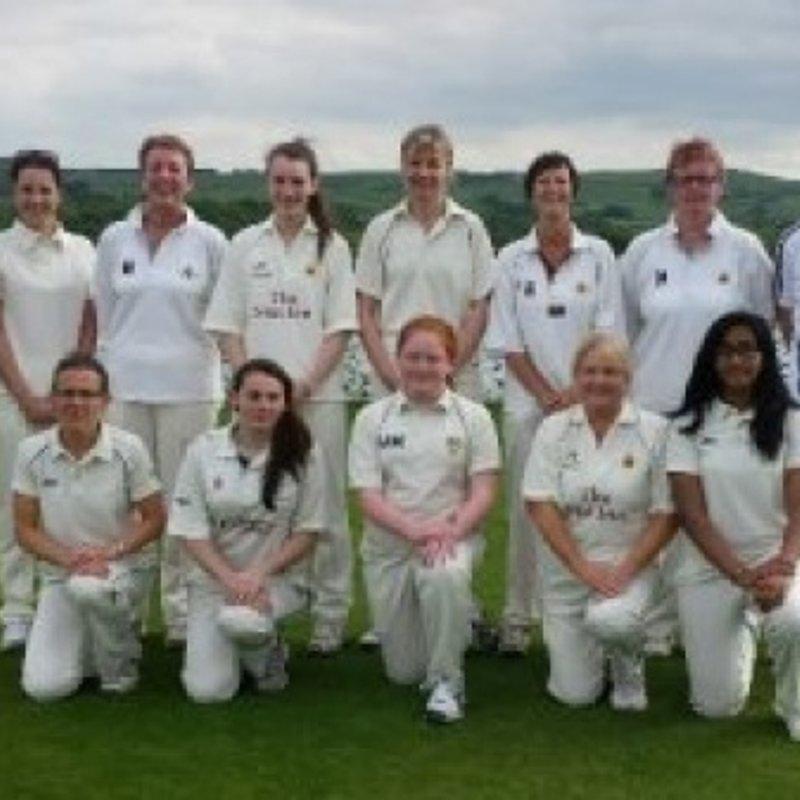 Lightcliffe CC - Womens 1st XI 86/4 - 85 Chesterfield & Sheffield Womens CC - C&S Ladies (Northern League) XI