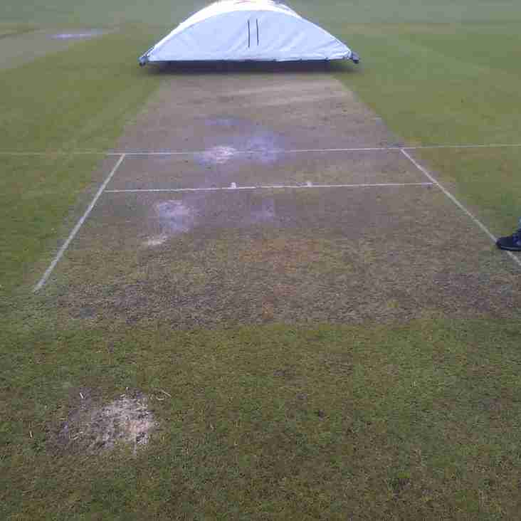 1stXI - Friendly Fixture Sat 14/4/18 - Cancelled
