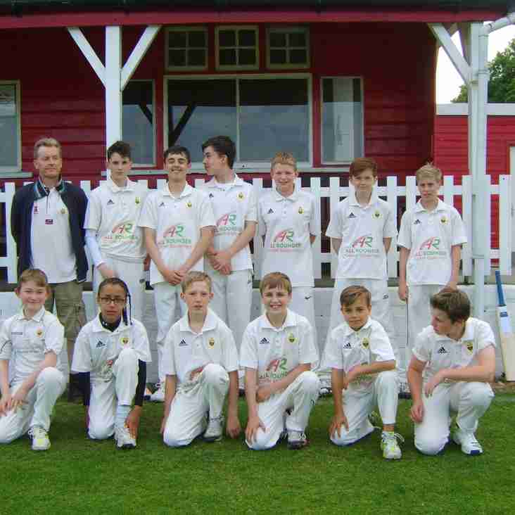 Under 15s - Girlington (A)   - Mon 16th May