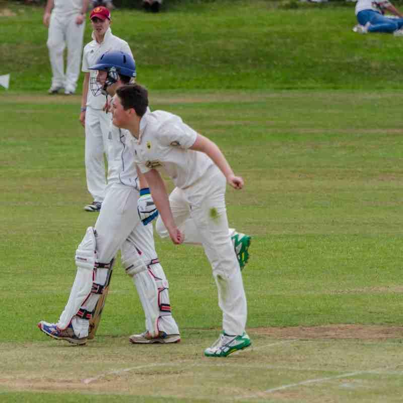 LCC 3rdXI - Warhurst Cup Final v Copley 5/14th July 2015