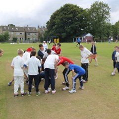LCC Junior End of Season Day 12/9/15