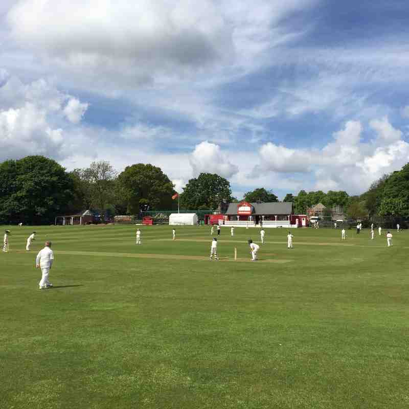 Under 11s/10s - Buttershaw & Westwood Park 22/5/16