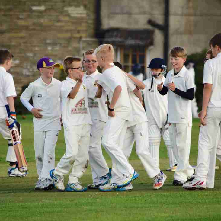 Under 13s (Halifax) - 2017 Averages