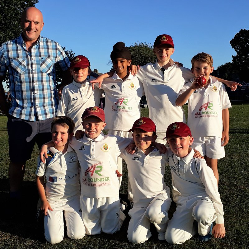 Under 9s - (Bradford) - progress to Competition Final