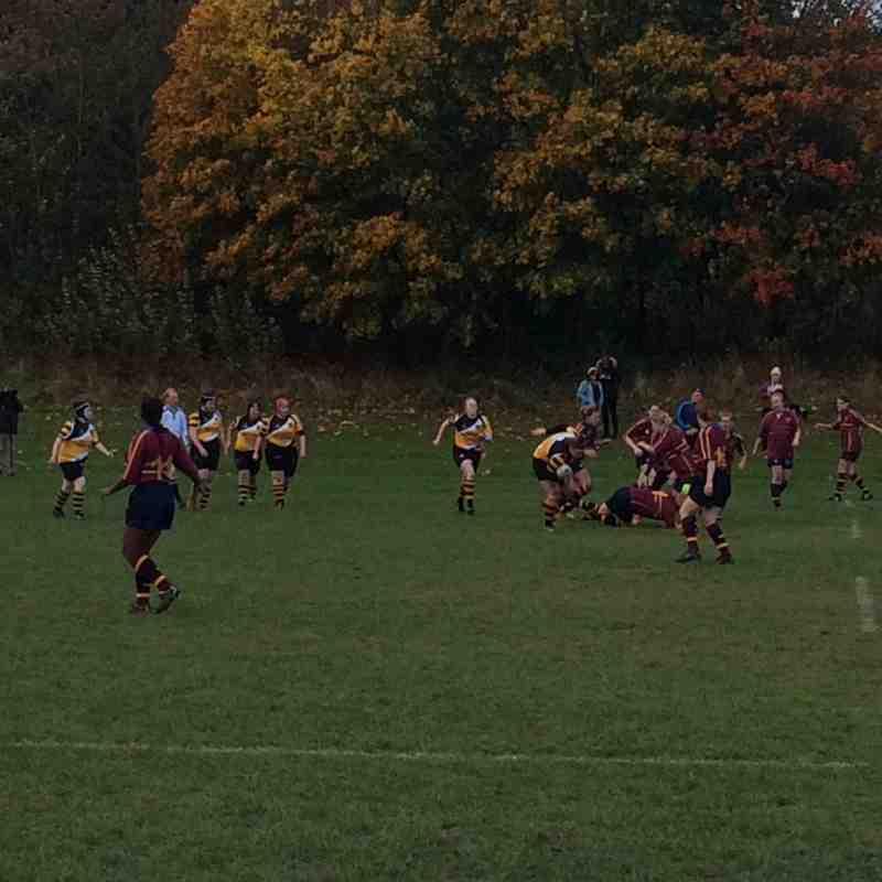 Bournville vs Telford