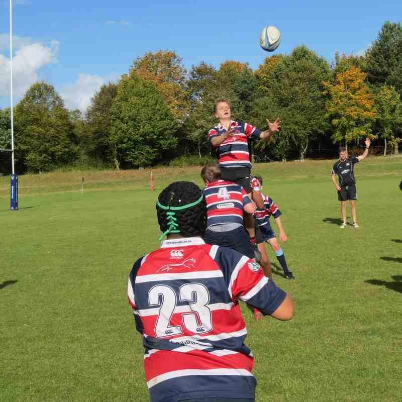 Supermarine v Grove U15 | 16 Oct 2016
