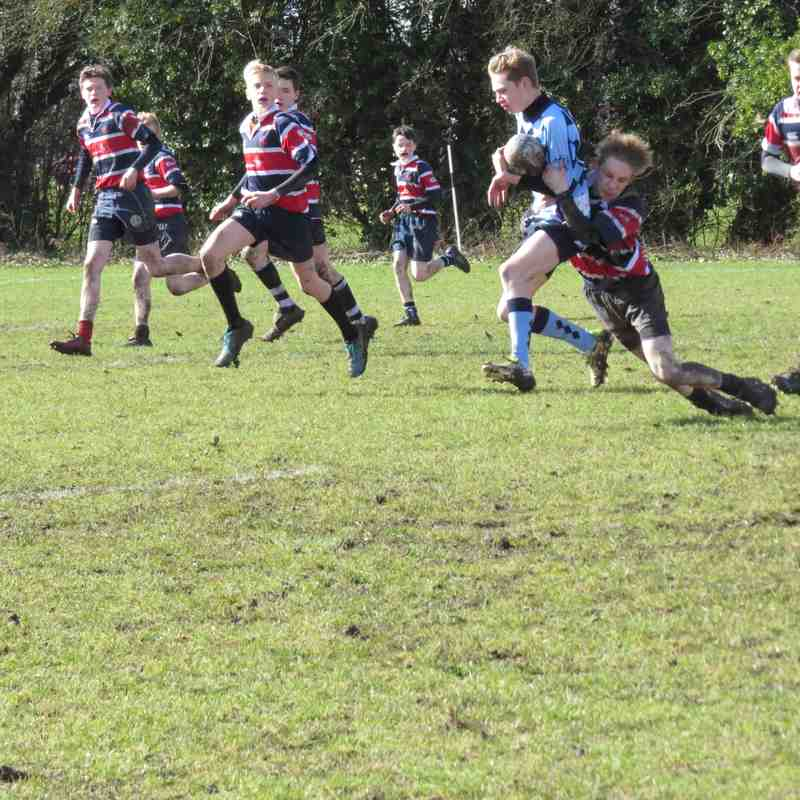 U15 v Supermarine 05 Mar 2017