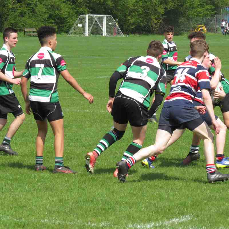 U16 v High Wycombe 22 Apr 2018
