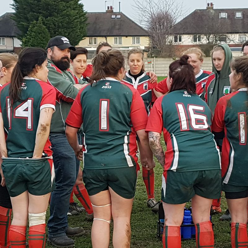 Haringey Rhino Ladies vs. Hampstead Ladies II's, 14/01/2018