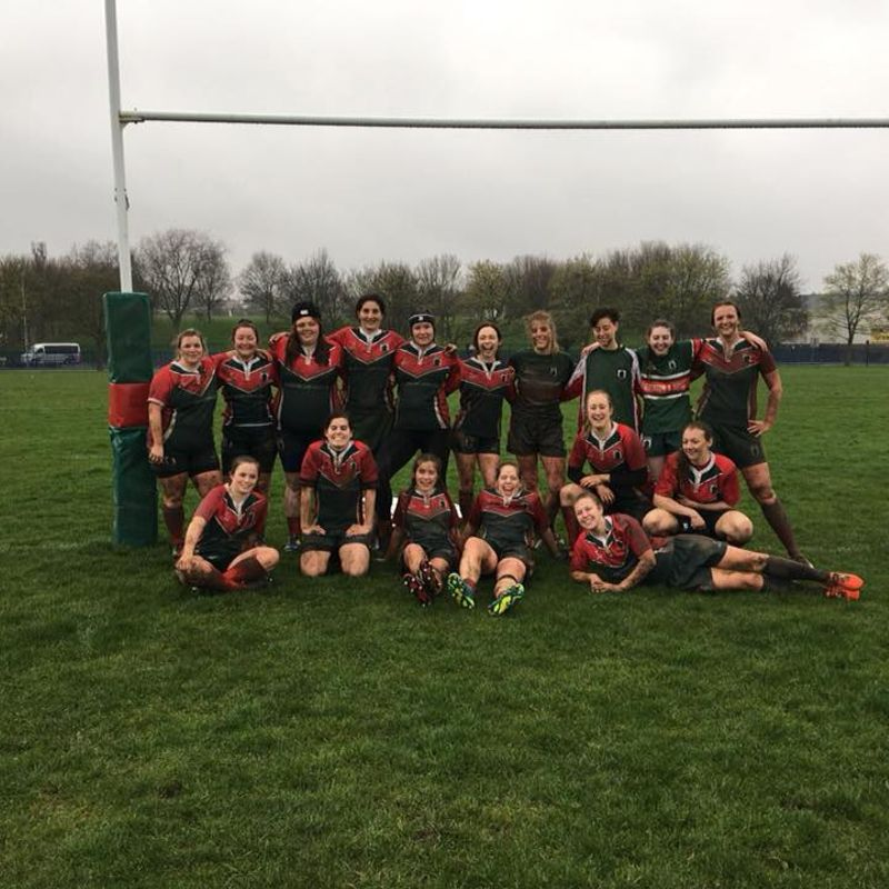 Haringey Rhino Ladies vs. Hackney Ladies (08/04/2018)