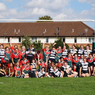 Haringey Ladies start the season off with a bang!