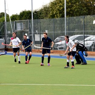 Victory for Men's 2