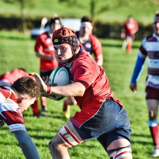 Big win for Reds at home to St Boswell's RFC
