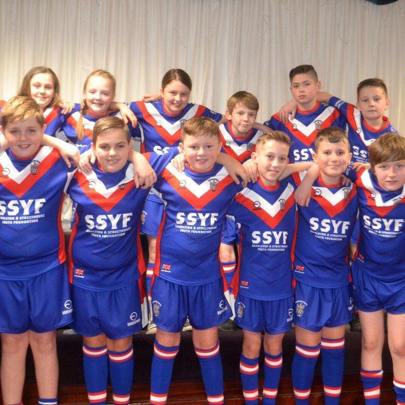 Under 11's lose to York Acorn 30 - 0